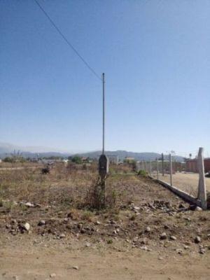VENDO TERRENO ESQUINA CON AGUA Y LUZ KM 14 A 6 CUADRAS DE LA RUTA 51, SAN LUIS (SALTA)